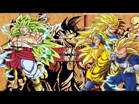 Dragon Ball Z Fight requests - Dragonball Z Raging Blast 2 ...