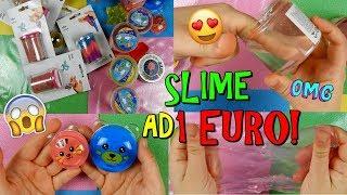 SLIME AD 1 EURO BELLISSIMI! E SLIME DI TIGER! Iolanda Sweets