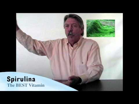 Spirulina - The Best Vitamin