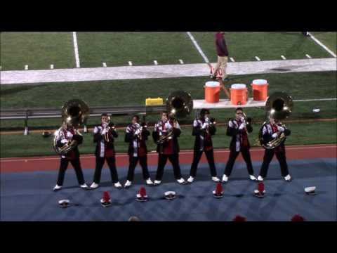 Clifton Mustang Band Senior Night Suicides