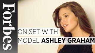 On Set With Supermodel Ashley Graham