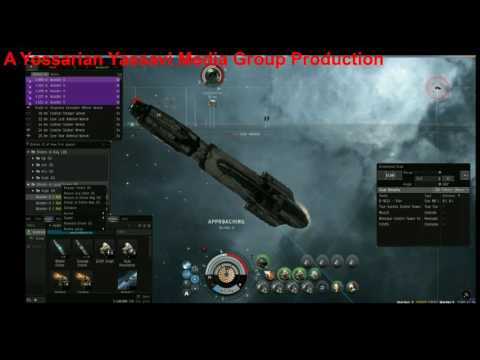 How to run Serpentis Fleet Shipyard in Armageddon with sentry drones