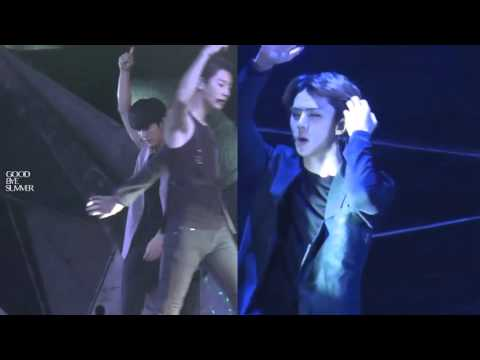 Let Out The Beast [HunHan Focus] TLP in Beijing 140921