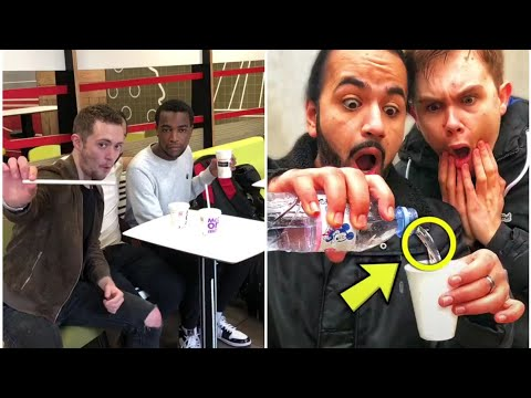 Magic tricks tiktok compilation #pranks