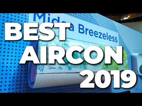 BEST Air Conditioner 2019 - The Future Of Split AC's !