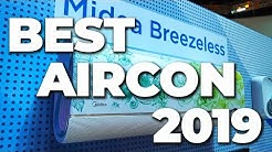BEST Air Conditioner 2019 - The Future of Split AC's !