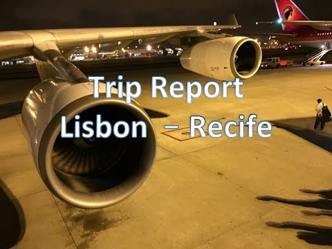 Trip Report Lisbon (LIS) to Recife (REC) on Board Tap Air Portugal's A340
