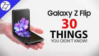 Samsung Galaxy Z Flip - The TRUTH!