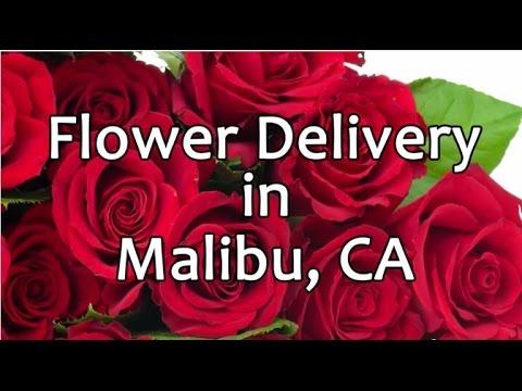 Delivery Service Malibu, California