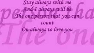 A very special love - Sarah Geronimo (lyrics)