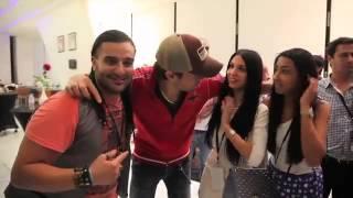 Enrique meets Tamara iฑ Dubai