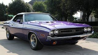 1971 Dodge Challenger Convertible For Sale