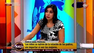 Rosalía demanda a ex nuera para que permita las visitas a su nieta parte 2