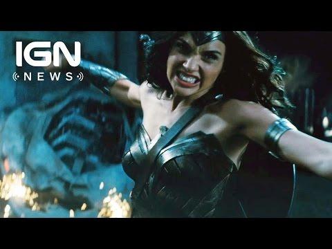 Gal Gadot Addresses Her Wonder Woman Critics - IGN News
