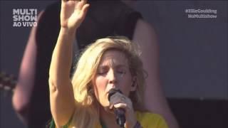 Repeat youtube video Figure 8 - Ellie Goulding Live Lollapalooza Brasil