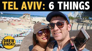 6 Things To Know About TEL AVIV