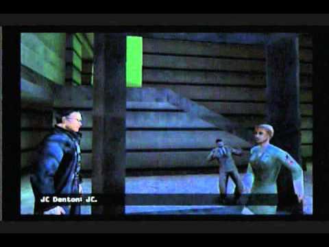 Deus Ex: The Conspiracy Part 37: JC Denton Don't Pay No Crover!