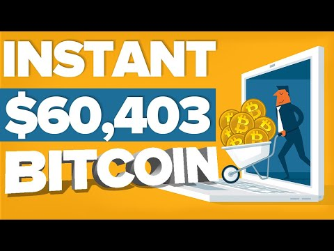 Earn INSTANT Bitcoin Per Day ($60,403.75)   Earn 1 BTC In 1 Day