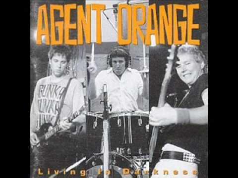08 Bloodstains [Darkness Version] by Agent Orange