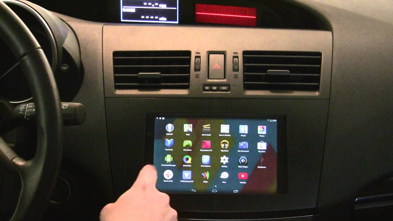 replace your car stereo with a nexus 7 2013! [guide] part 4