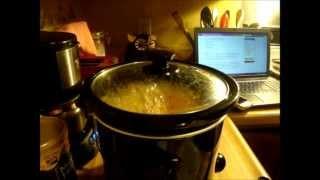 Savy Single Mommy's - Crockpot Chicken Enchilada Soup