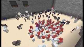 Repeat youtube video 1.Dünya Savaşı Minecraft Bölüm:ÇANAKKALE (world war 1 in Minecraft Part ÇANAKKALE)