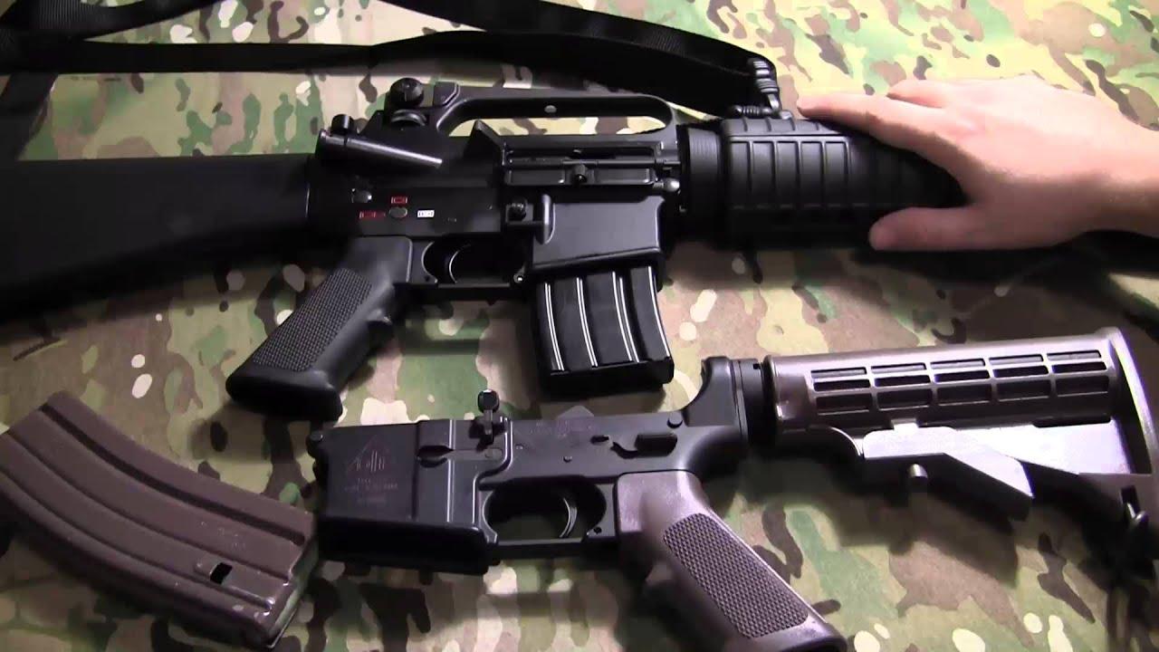 Del-Ton Rifles and Rifle Kits