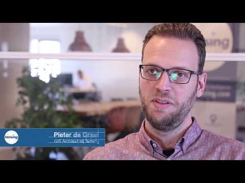 Pieter de Graaf - Certificering als GIS-architect