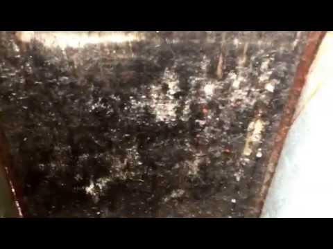 How to clean a evaporator coil