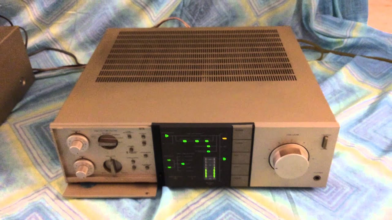 Pioneer A7 A 7 Power Amplifier Sg9 Sg 9 Graphic Equalizer Ct 2080r Audio Oscillators Electronic Circuits And Diagramelectronics Tape Deck
