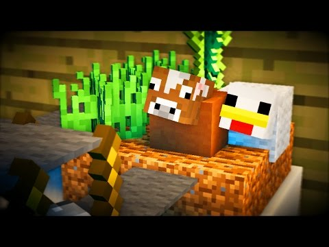 MINIATUROWA FABRYKA CIAST?! (Minecraft Miniatury!)