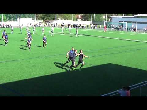 Goles UD Paiosaco 1 - Ourense CF 2