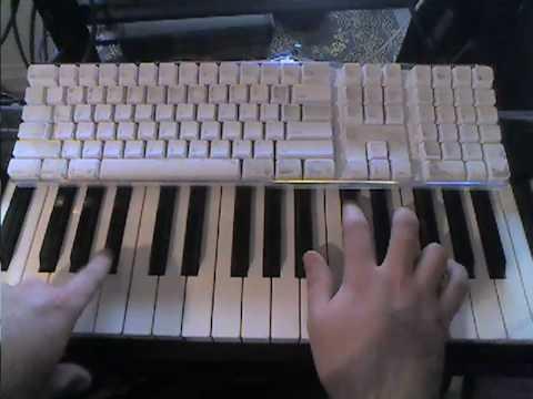 Piano Tutorial  Paranoid   Kanye West