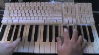 "Piano Tutorial "" Paranoid "" - Kanye West"
