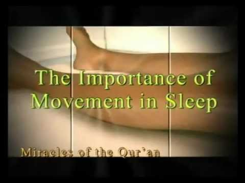 miracles-of-the-qur'an-the-importance-of-movement-in-sleep