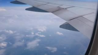 Aeroflot俄羅斯航空SU213 - 飛行至俄羅斯領空時,窗戶結冰   Russia   影片長度20s