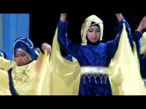TARI ARAB MI AL-BAROKAH PONDOK MODERN AL-BAROKAH 2015