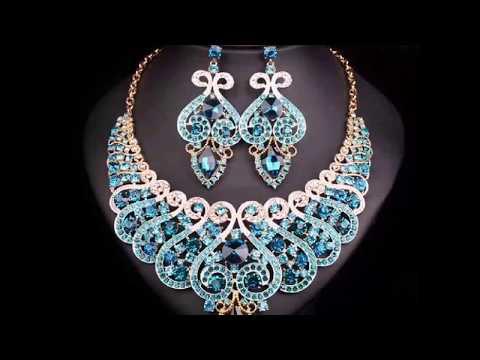 Bollywood Fashion Jewelry Set most popular