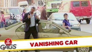 Disappearing Car Prank