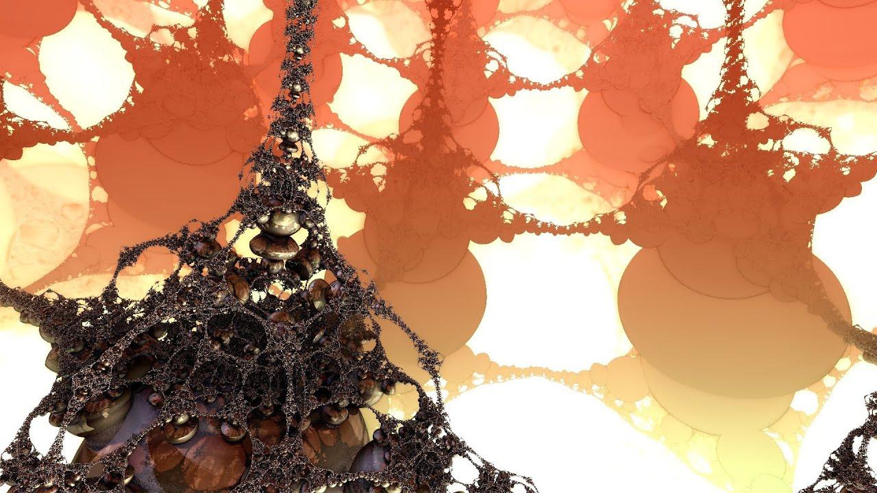 Endless escape - 3D fractal zoom
