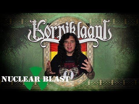 """Bier Bier"""" feat  Gerre from Tankard – Korpiklaani"""
