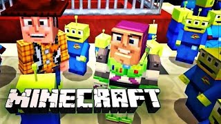 Minecraft TOY STORY House 2 Chapter 2 :)
