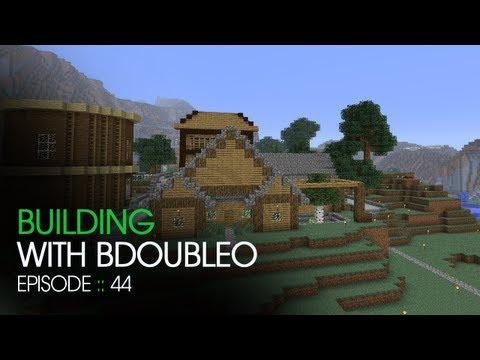 Minecraft Building with BdoubleO - Episode 44 - No Nude Panties