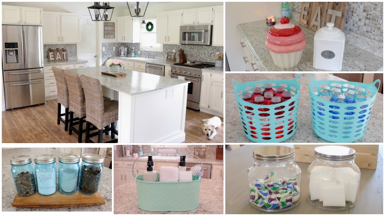 Kitchen Storage Kitchen Storage And Organization Ideas  Youtube