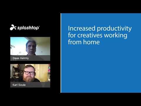 Splashtop Remote Desktop Software – Optimized for Adobe Users