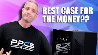 This PC case restored my faith in cheap PC cases!