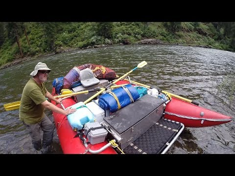 OREGON RAFTING TRIP - WALLOWA AND GRANDE RONDE RIVERS