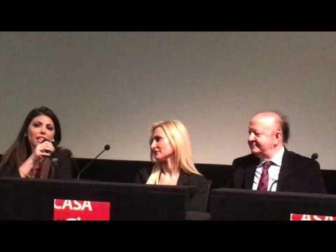 La coppia dei campioni, Flora Canto parla della sua esperienza sul set