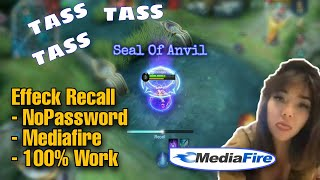 "TAS TAS TAS!! SCRIPT EFFECK RECALL ""SEAL OF ANVIL"" 100% WORK 