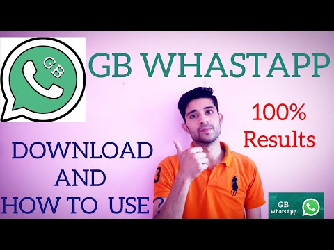 how to download gbwhatsapp